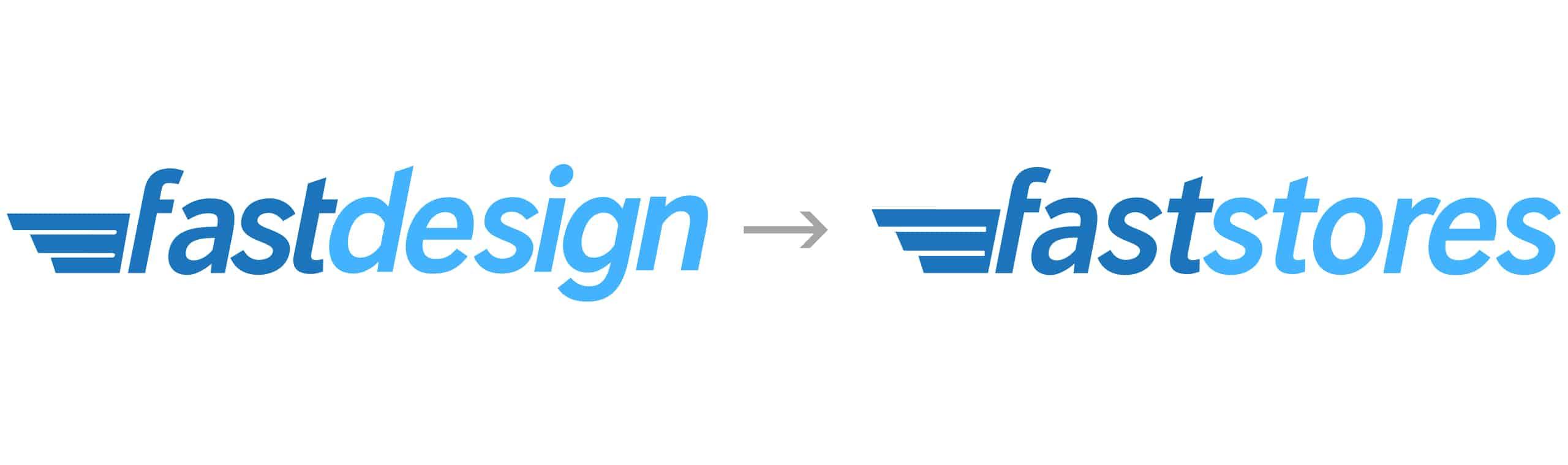 fastdesign faststores rebrand